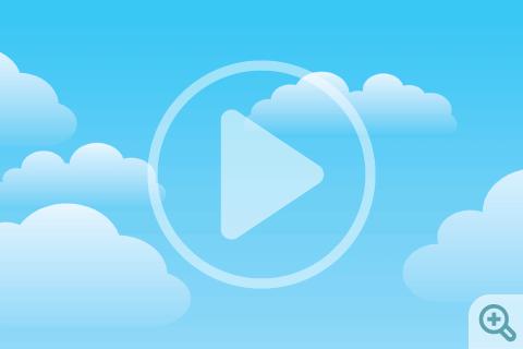 Seamless Scrolling Clouds_Main Thumbnail